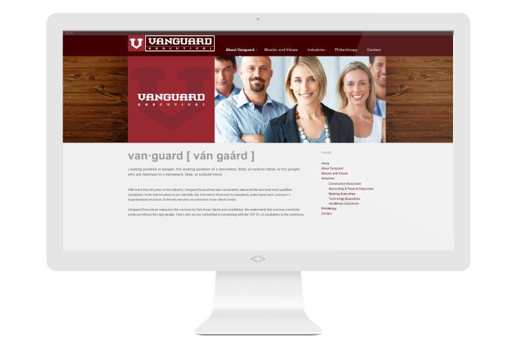 Vanguard Executives